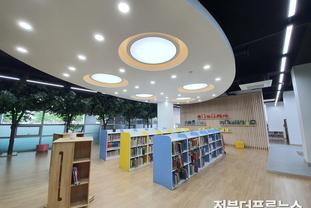 익산 어린이영어도서관, '가정의 달' 맞이 행사 운영