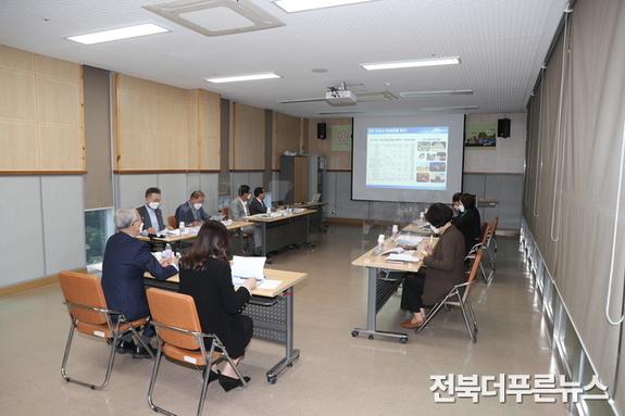 익산시의회 「문화관광활성화 연구회」연구용역 보고회 개최